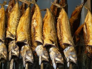 Сертификация копченой рыбы